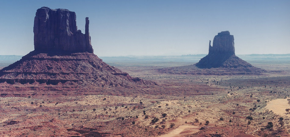"""Mittens - Monument Valley, Utah"""